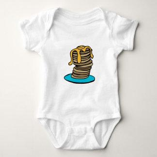 Pancake Stack Baby Bodysuit