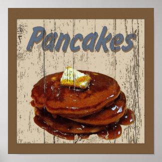 Pancakes 3 poster