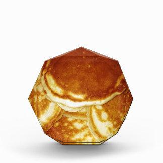 Pancakes Acrylic Award