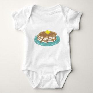 Pancakes Baby Bodysuit