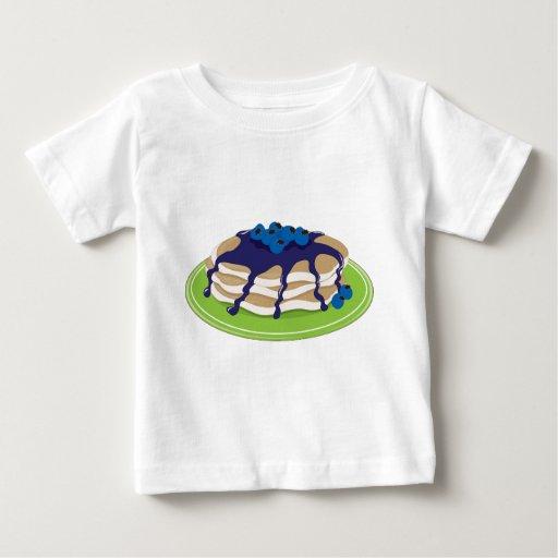 Pancakes Blueberry T-shirt