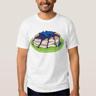 Pancakes Blueberry Tee Shirt