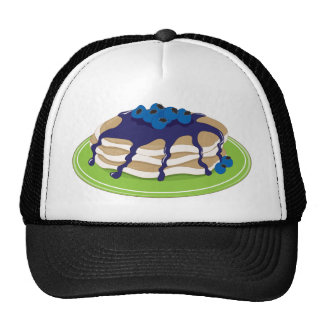 Pancakes Blueberry Trucker Hat