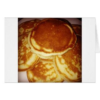 Pancakes Card