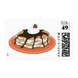 Pancakes Chocolate Stamps