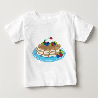 Pancakes Fruit Baby T-Shirt