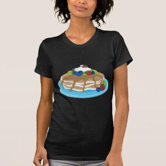 Pancakes Fruit T Shirts