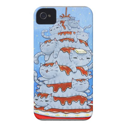Pancakes iPhone case iPhone 4 Covers