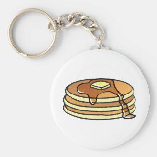 Pancakes - keychain