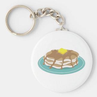 Pancakes Keychain