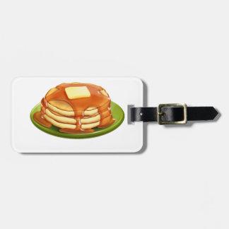 Pancakes Luggage Tags