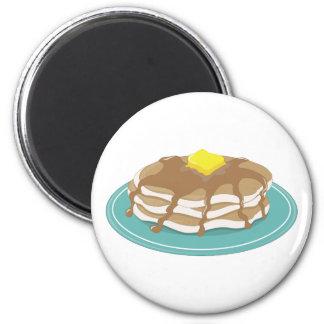 Pancakes Refrigerator Magnets