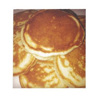 Pancakes Memo Pad