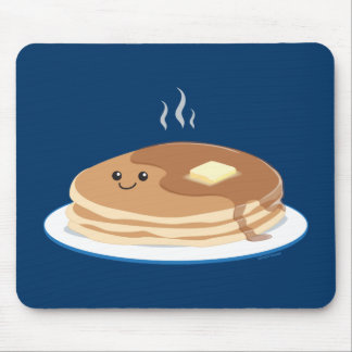 Pancakes Mouse Pad