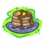 Pancakes Photo Cut Out