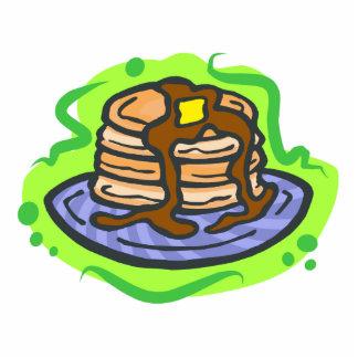 Pancakes Photo Sculpture Ornament