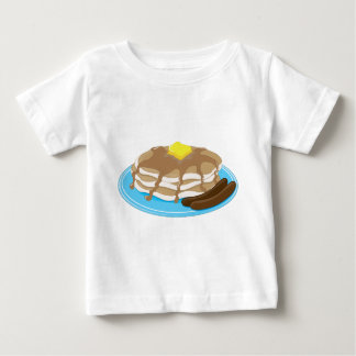 Pancakes Sausage Baby T-Shirt