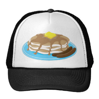 Pancakes Sausage Trucker Hat