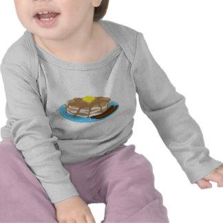 Pancakes Sausage Tee Shirt