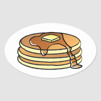 Pancakes - Stickers