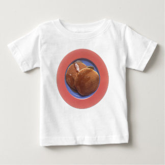 Pancakes with Maple Syrup Baby T-Shirt