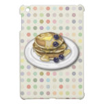 Pancakes With Syrup And Blueberries iPad Mini Cover