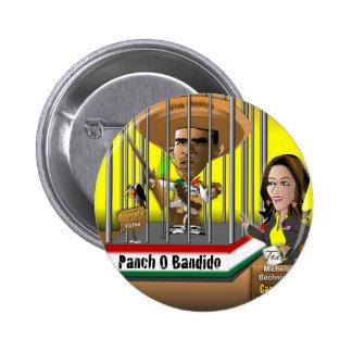 Panch O Bandido Pins