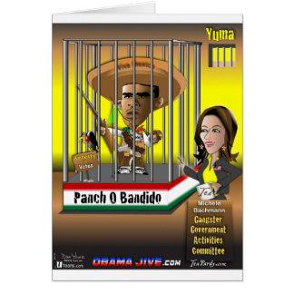 Panch O Bandido Card