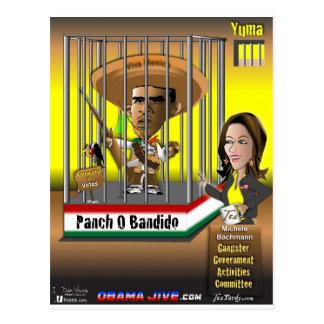 Panch O Bandido Post Card