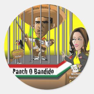 Panch O Bandido Stickers