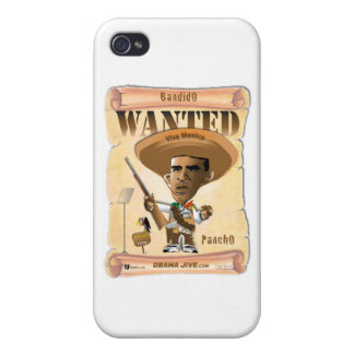 Panch Obama iPhone 4 Covers