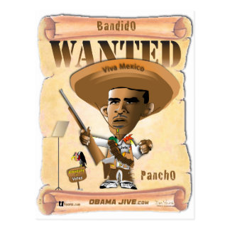Panch Obama Post Cards