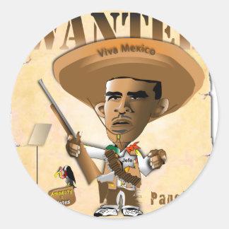 Panch Obama Sticker