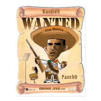 Panch Obama Tarjetas Postales