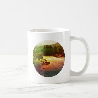 Panch Tatva: Sky Earth Wind Water Fire Coffee Mugs