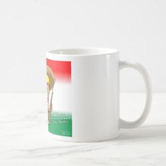 Pancho Donald Coffee Mug