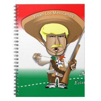 Pancho Donald Notebook