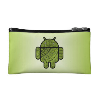 Pancho Doodle for Android™ Cosmetics Bags