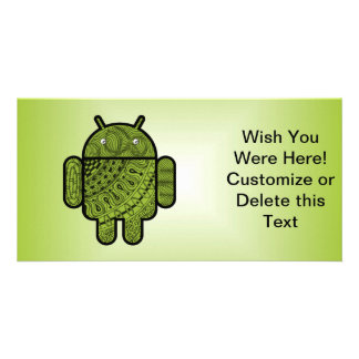 Pancho Doodle for Android™ Card