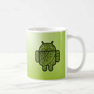 Pancho Doodle for Android™ Coffee Mug