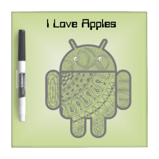 Pancho Doodle for Android™ Dry Erase Boards