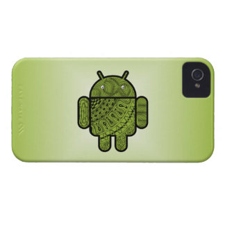Pancho Doodle for Android™ iPhone 4 Case-Mate Case