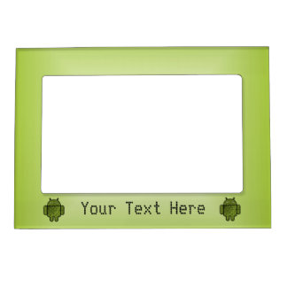 Pancho Doodle for Android™ Magnetic Photo Frames