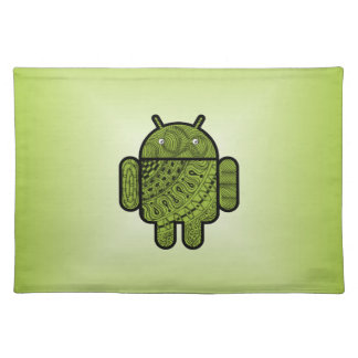 Pancho Doodle for Android™ Placemat