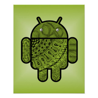 Pancho Doodle for Android™ Poster