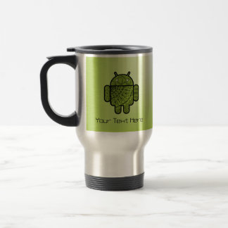 Pancho Doodle for Android™ Travel Mug