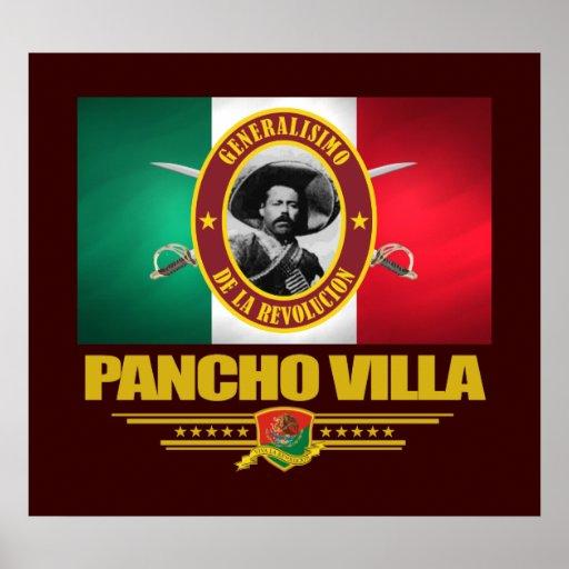 pancho villa 1 poster zazzle. Black Bedroom Furniture Sets. Home Design Ideas