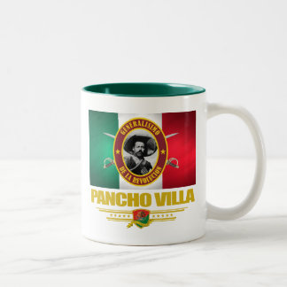 Pancho Villa 1 Two-Tone Coffee Mug