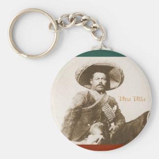 Pancho Villa key chain