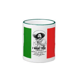 Pancho Villa Mexican Mug